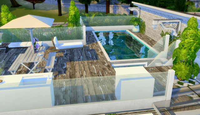 Sims 4 The Dragonfly house at Guijobo