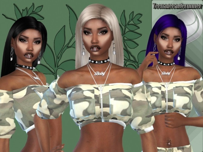 Bonnie Hair Recolor at Teenageeaglerunner image 8311 670x503 Sims 4 Updates