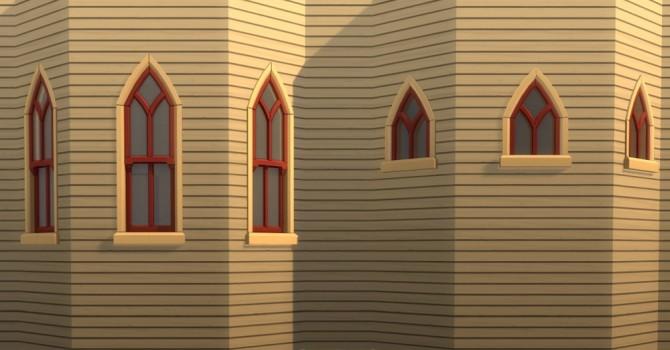 Simplistics two tile Stangerville windows recolors at Alexpilgrim image 854 670x350 Sims 4 Updates