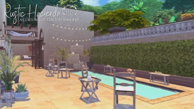 RUSTIC HACIENDA at Milja Maison image 866 670x377 Sims 4 Updates