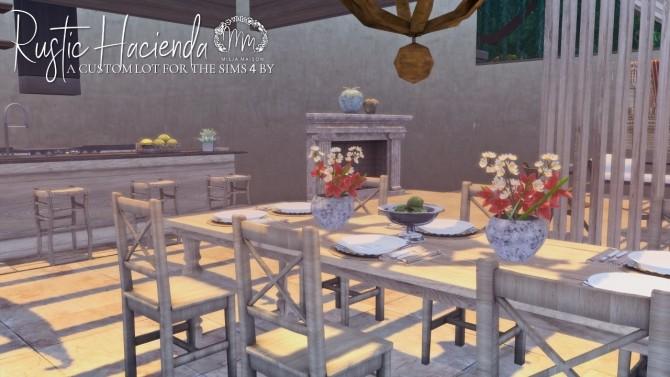 RUSTIC HACIENDA at Milja Maison image 877 670x377 Sims 4 Updates
