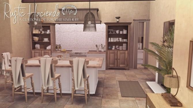 RUSTIC HACIENDA at Milja Maison image 886 670x377 Sims 4 Updates