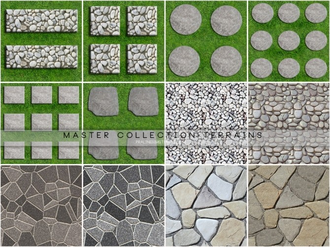Master Collection 77 Terrain Paints at Cross Architecture image 9118 670x503 Sims 4 Updates