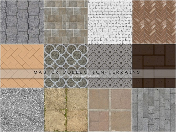Master Collection 77 Terrain Paints at Cross Architecture image 9217 670x503 Sims 4 Updates