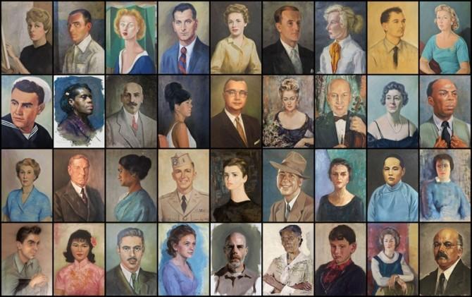 Sad Stories Vintage Portraits at Alexpilgrim image 924 670x421 Sims 4 Updates
