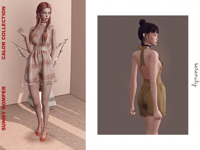 Calor Collection Part 2 at SERENITY image 10617 670x503 Sims 4 Updates