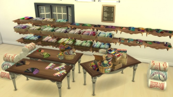 Fat Quarters and Baskets by Cocomama at Mod The Sims image 107 670x377 Sims 4 Updates