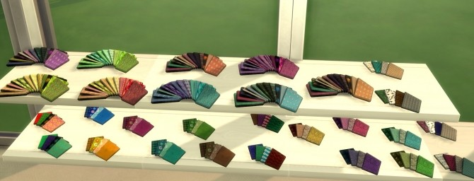 Fat Quarters and Baskets by Cocomama at Mod The Sims image 108 670x256 Sims 4 Updates