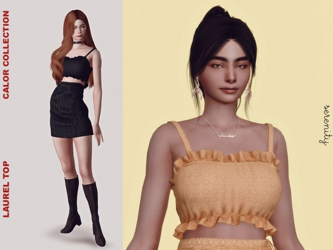 Calor Collection Part 2 at SERENITY image 10815 670x503 Sims 4 Updates