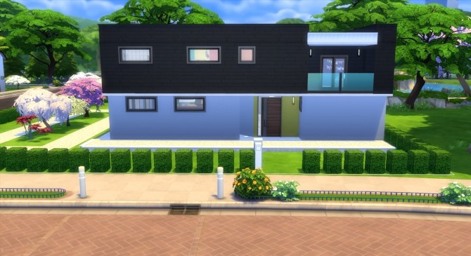 Croissant tranquille by valbreizh at Mod The Sims image 1088 670x365 Sims 4 Updates