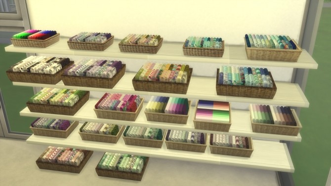 Fat Quarters and Baskets by Cocomama at Mod The Sims image 109 670x377 Sims 4 Updates
