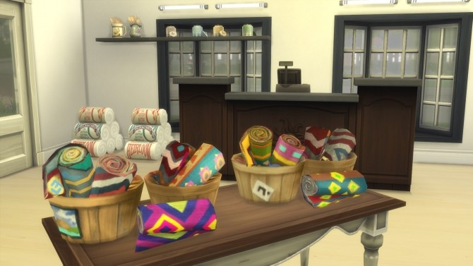 Fat Quarters and Baskets by Cocomama at Mod The Sims image 110 670x377 Sims 4 Updates