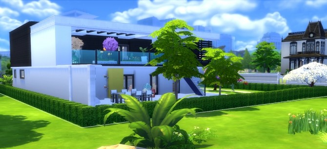 Croissant tranquille by valbreizh at Mod The Sims image 11012 670x305 Sims 4 Updates