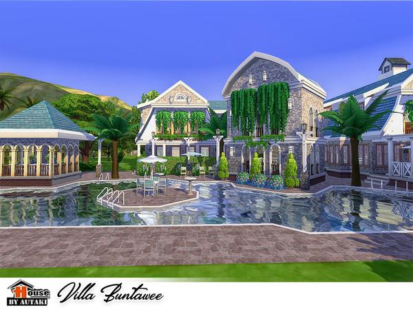 Villa Buntawee by autaki at TSR image 11104 Sims 4 Updates