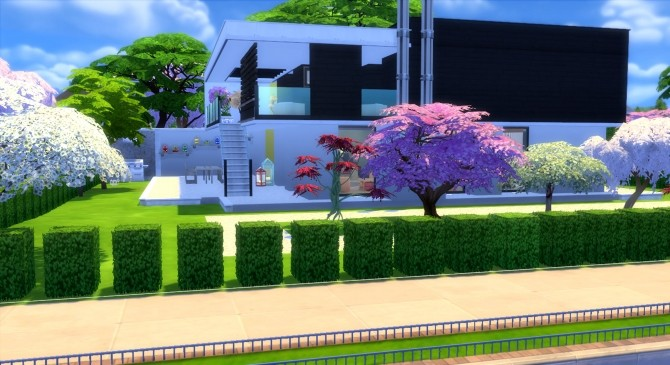 Croissant tranquille by valbreizh at Mod The Sims image 11114 670x365 Sims 4 Updates