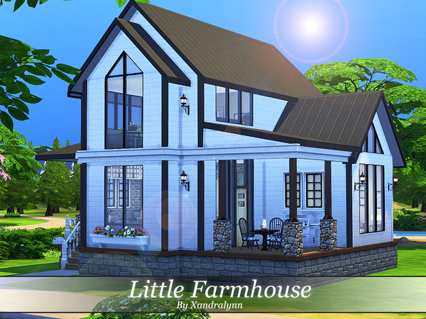 Little Farmhouse by Xandralynn at TSR image 1150 Sims 4 Updates
