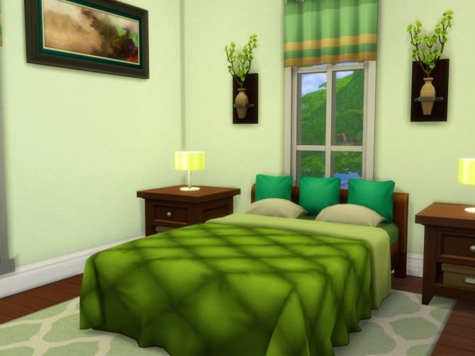 Claire Spring House at MSQ Sims image 1196 670x503 Sims 4 Updates