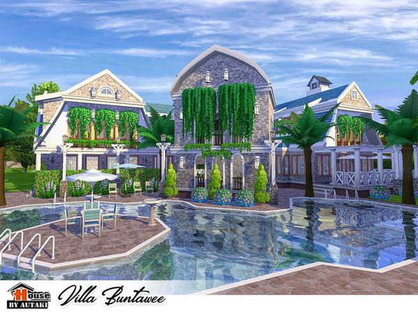 Villa Buntawee by autaki at TSR image 12101 Sims 4 Updates