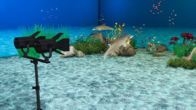 Under The Sea Scenario By Katarina At Km 187 Sims 4 Updates