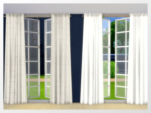 Curtains by Oldbox at All 4 Sims image 13115 Sims 4 Updates