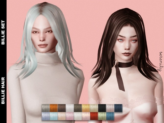 Sims 4 Billie Set at SERENITY
