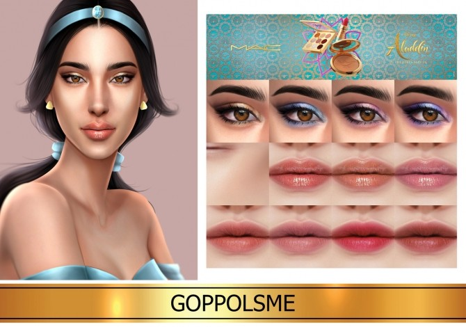 Sims 4 GPME GOLD ALADDIN COLLECTION at GOPPOLS Me