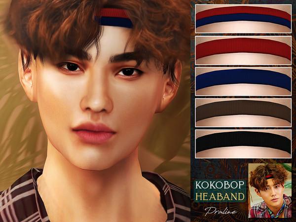 Sims 4 Kokobop Headband by Pralinesims at TSR