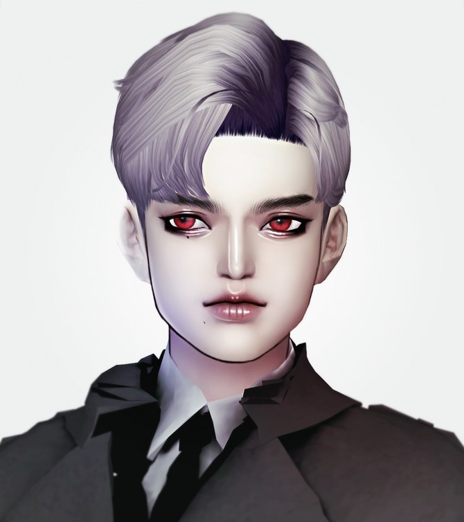 Sims 4 Simjo 24 Urban Replica hair at Kim Simjo