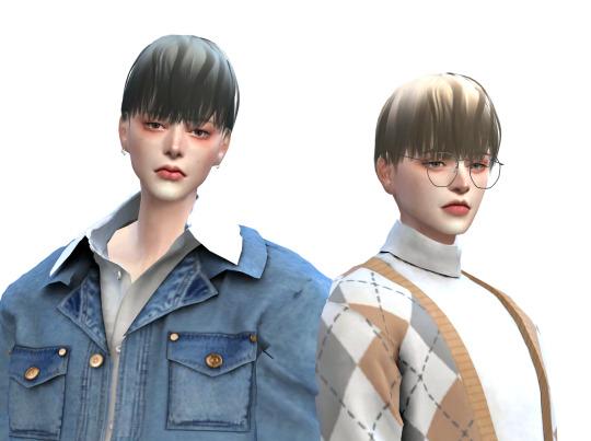 Sims 4 Teddy Hair at Lemon Sims 4