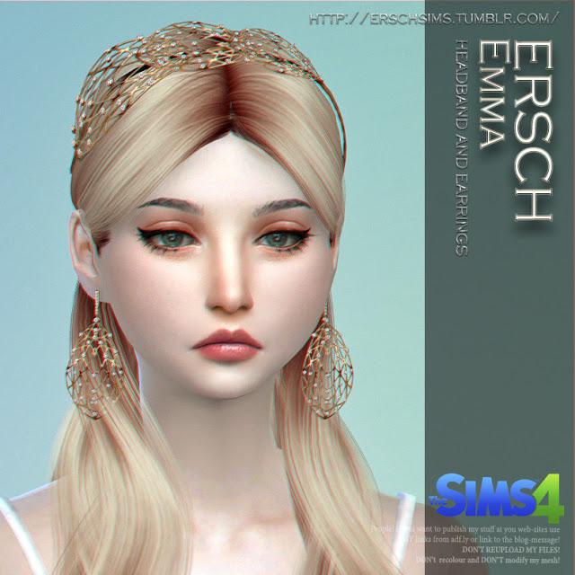 Emma Set at ErSch Sims image 1655 Sims 4 Updates
