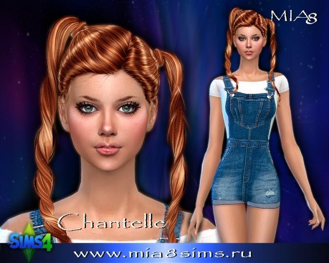 Sims 4 Chantelle at Mia8Sims