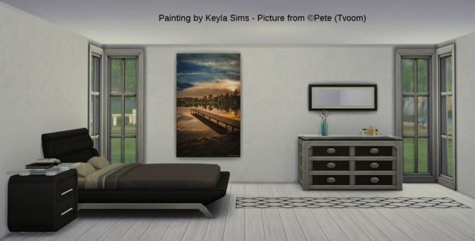 Pete (Tvoom) paintings at Keyla Sims image 1668 670x340 Sims 4 Updates