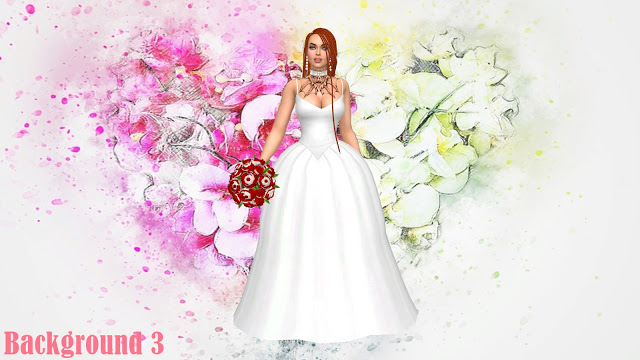 Wedding CAS Backgrounds at Annett's Sims 4 Welt image 1708 Sims 4 Updates
