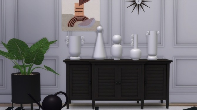 MUSES VASE COLLECTION at Meinkatz Creations image 17212 670x377 Sims 4 Updates