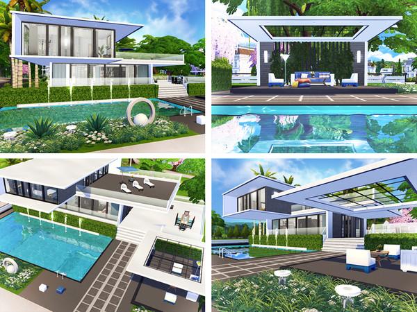 Sandeep house by Rirann at TSR image 1737 Sims 4 Updates