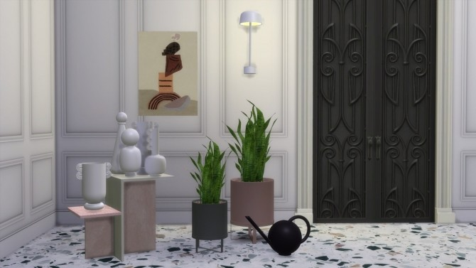 MUSES VASE COLLECTION at Meinkatz Creations image 1738 670x377 Sims 4 Updates