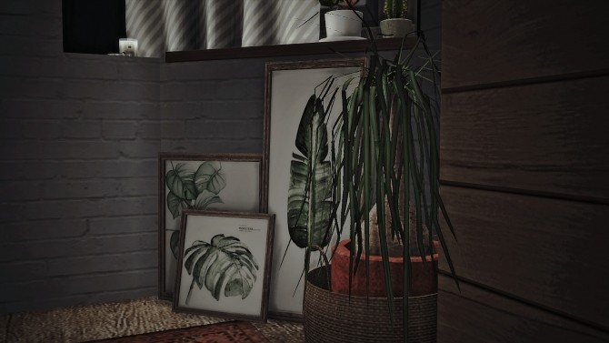 Sims 4 34 | MADLEINE APARTMENT at SoulSisterSims