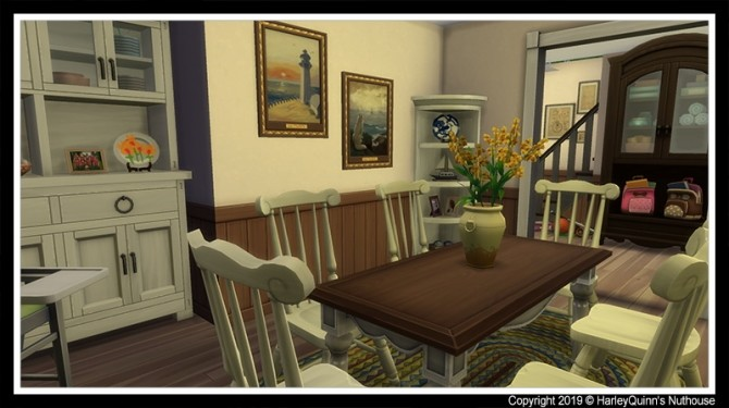 Sims 4 Spring Sims Shell Challenge at Harley Quinn's Nuthouse