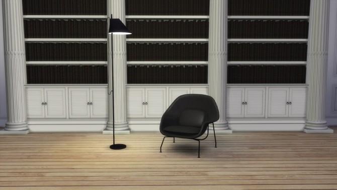 Sims 4 YUH FLOOR LAMP at Meinkatz Creations