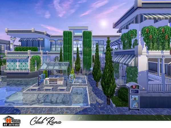 Club Runa by autaki at TSR image 1840 Sims 4 Updates