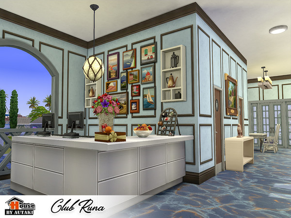 Club Runa by autaki at TSR image 2039 Sims 4 Updates