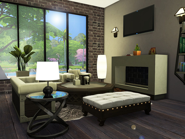 Little Farmhouse by Xandralynn at TSR image 2126 Sims 4 Updates
