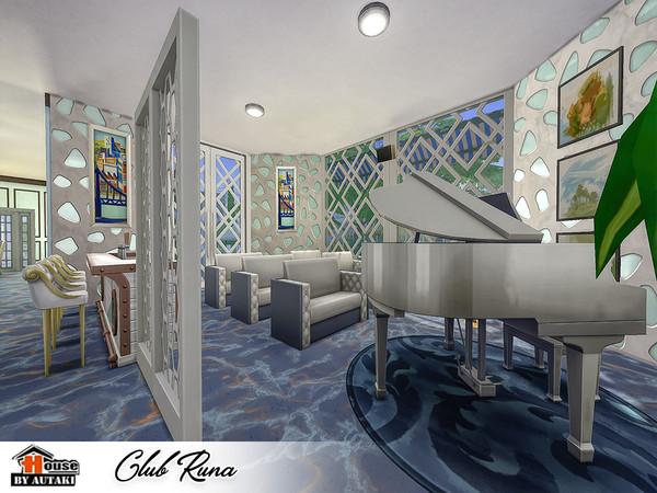 Club Runa by autaki at TSR image 2147 Sims 4 Updates