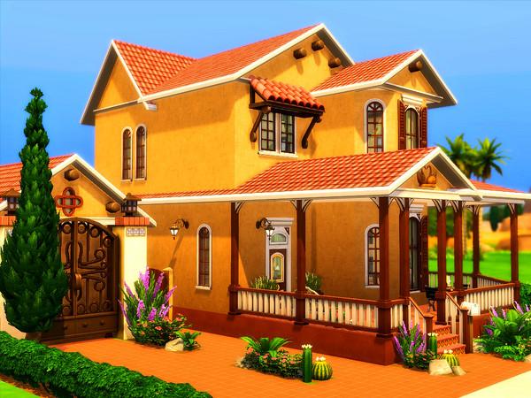 Isabella house by sharon337 at TSR image 2234 Sims 4 Updates