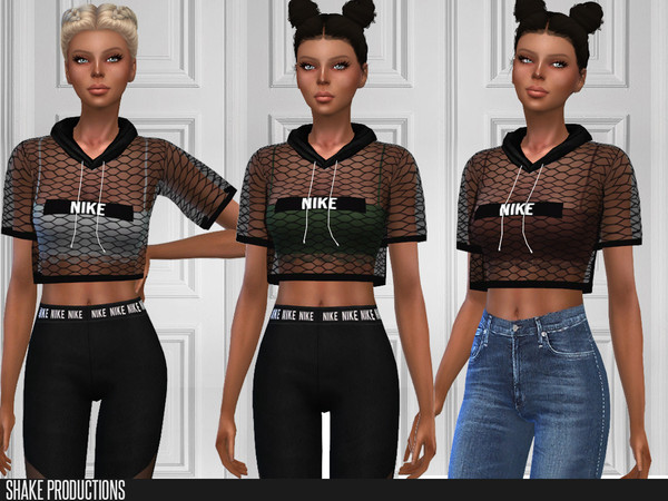 283 Top by ShakeProductions at TSR image 2329 Sims 4 Updates