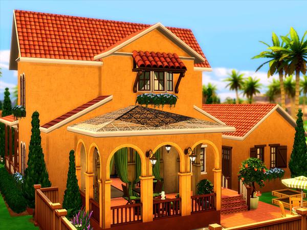 Isabella house by sharon337 at TSR image 2432 Sims 4 Updates