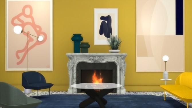 IONICO CERAMIC VASES at Meinkatz Creations image 2721 670x377 Sims 4 Updates
