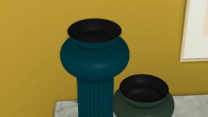 IONICO CERAMIC VASES at Meinkatz Creations image 273 670x377 Sims 4 Updates