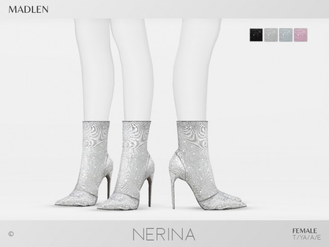 Madlen Nerina Boots by MJ95 at TSR image 2824 670x503 Sims 4 Updates