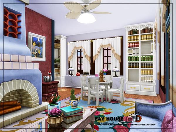 Fay house by Danuta720 at TSR image 2932 Sims 4 Updates